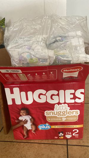 baby diapers for Sale in Costa Mesa, CA