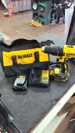 Dewalt Cordless Drill 20v for Sale in Aurora, CO