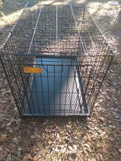 Large Dog Cage Foldable for Sale in Lady Lake,  FL