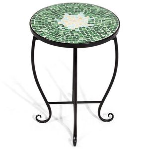 14 in. Large Green Steel Hanging Basket with Curved Legs $65 obo for Sale in Chino Hills, CA