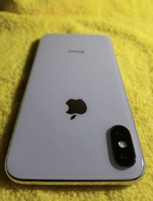 iPhone X 256GB - Unlocked for Sale in New York, NY