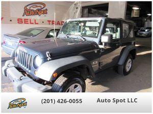 2007 Jeep Wrangler for Sale in Garfield, NJ
