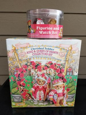 Cherished Teddies collectors set bundle for Sale in Dallas, TX