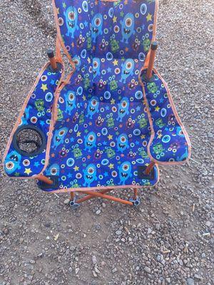 Kids monster fold up chair for Sale in Buckeye, AZ
