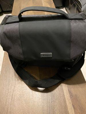 Nikon camera bag for Sale in Land O Lakes, FL