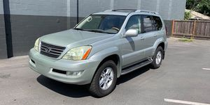 2004 Lexus GX 470 for Sale in Lynnwood, WA