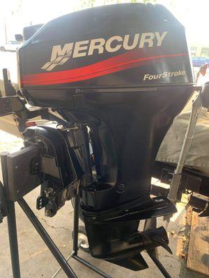 vendo motor mercury four stroke 25hp for Sale in San Jose, CA