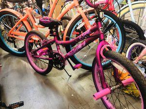"Kent 20"" 2 cool BMX Girl bike, Satin Purple Walmart 88 Saturday Sale 12-7 address below for Sale in College Park, GA"