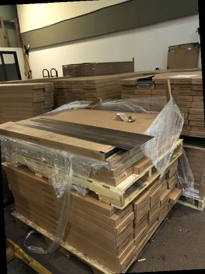 Luxury vinyl flooring!!! Only .67 cents a sq ft!! Liquidation close out! F1 for Sale in Houston, TX