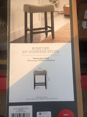 "Brand New!! Rumford 24"" Counter Stool for Sale in Nashville, TN"