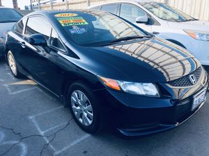 2012 Honda Civic (Easy Financing Available) for Sale in La Habra, CA