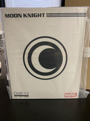 One:12 Collective Mezco Toys- Marvel Moon Knight for Sale in Winter Garden, FL