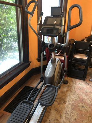Nordictrack elliptical, commercial 14.9 like new for Sale in Portland, OR