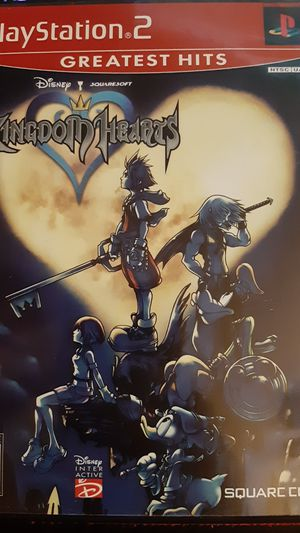 Kingdom Hearts for PS2 for Sale in Stockbridge, GA