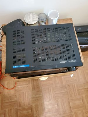 Onkyo receiver and mixer for Sale in Yonkers, NY