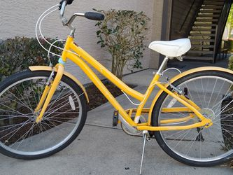 """** Huffy 27.5"""" Sienna SE 7-speed comfort bike with Perfect Fit frame - Good condition* for Sale in Pearland,  TX"""