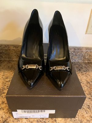 Women's Gucci Patent Leather Pumps for Sale in Washington, DC