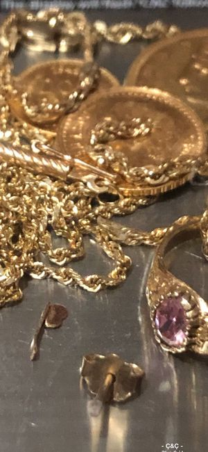 Gold oro for Sale in Torrance, CA
