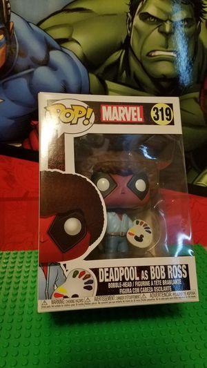 Deadpool as Bob Ross pop for Sale in Surprise, AZ