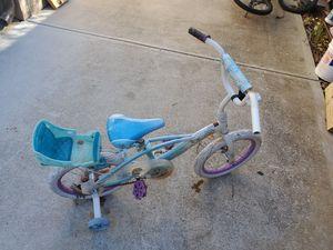 Girl's Frozen Bike for Sale in Duluth, GA