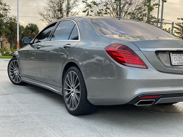 Mercedes S500 +115hp/160lbft Tuning
