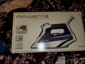 Rowenta Pro Master 1700 Super Iron for Sale in Saylorsburg, PA