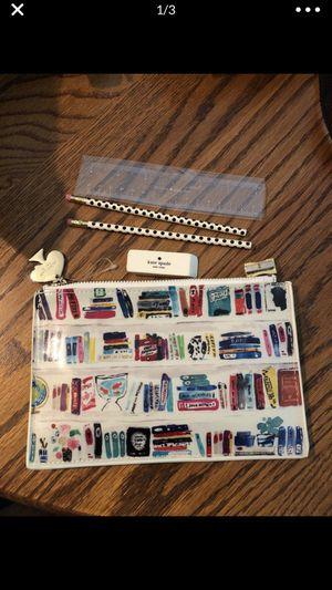 Kate Spade pencil pouch for Sale in Murfreesboro, TN