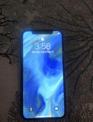 iPhone X unlocked call me for Sale in Wahneta, FL