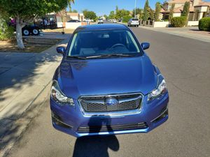 2015 subaru impreza premium (restored salvage) for Sale in Phoenix, AZ