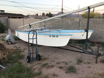 Prindle sailboat no title 2008 for Sale in Chandler,  AZ