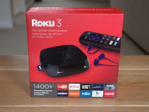 Brand new Roku 3 for Sale in Humble, TX