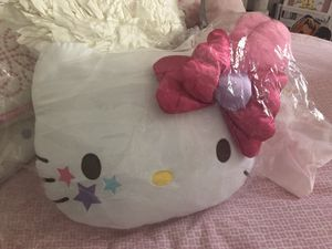 Sanrio Hello Kitty Cushion Pillow - NEW for Sale in North Hollywood, CA
