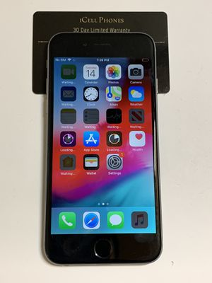 Unlocked iPhone 6 128GB Space Grey for Sale in San Jose, CA
