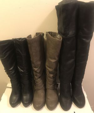 Women's tall boots for Sale in Berkeley, CA