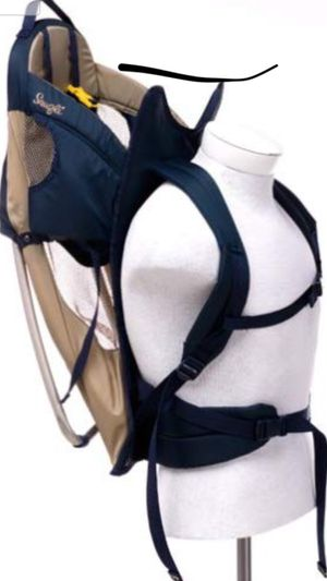 Baby hiking carrier for Sale in Washington, DC