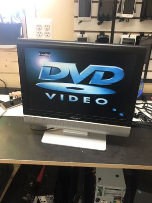 """DVD Player / 19"""" Computer Monitor for Sale in Sterling, VA"""