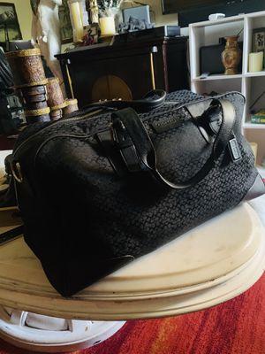 Coach gym bag / duffle bag for Sale in Las Vegas, NV