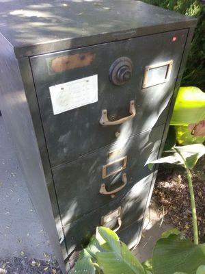 Fireproof file cabinet for Sale in Oceanside, CA