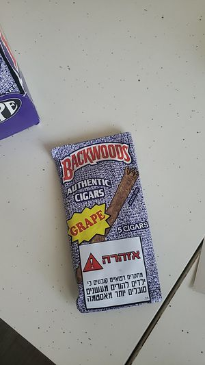 Authentic fresh Grape 🍇 Backwoods 🆕️ for Sale in Los Angeles, CA