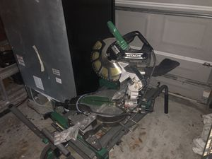 "12"" double bevel miter saw for Sale in Brandon, FL"