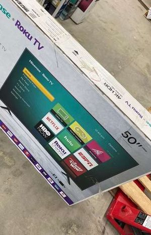 Hisense roku 50 inch tv 😎😎😎😎 X8B H for Sale in Eastvale, CA