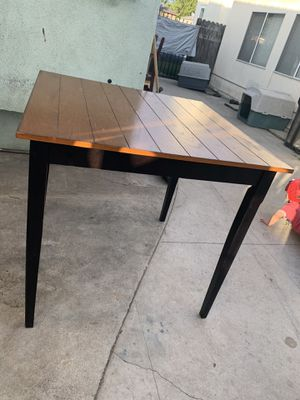 Tall kitchen table for Sale in South Gate, CA