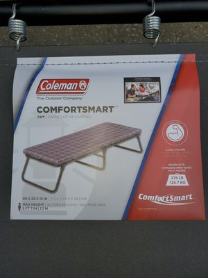 New caleman cot set of Tow new for Sale in Riverview, FL