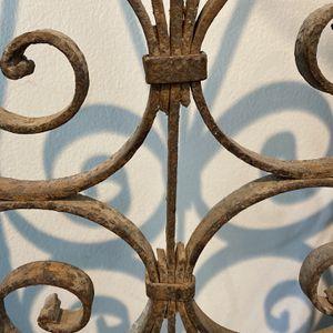 Antique Solid & Wrought Iron Door for Sale in Los Angeles, CA