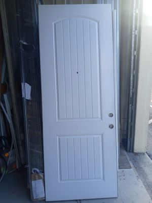 36x96 fiberglass door panel for Sale in Oakland Park, FL
