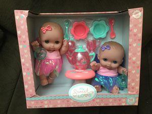 New tea party dolls for Sale in La Vergne, TN