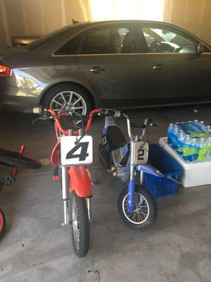 Two kids bike. Just need batteries for Sale in Bingham Canyon, UT