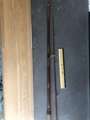 Vintage metal fishing rod for Sale in Seattle, WA