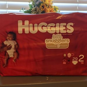 Huggies Little Snugglers Size 2 for Sale in Anaheim, CA