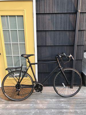 Matte Black Road Bike for Sale in Portland, OR